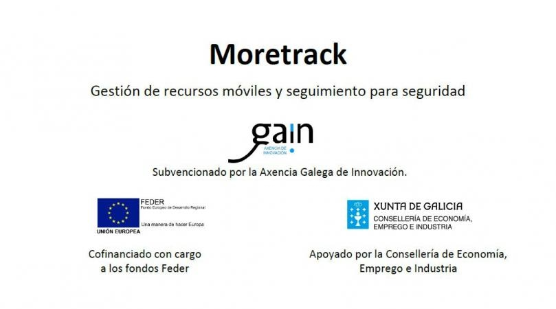 GAIN, the Galician Agency for Innovation awards Situm a grant to develop Moretrack