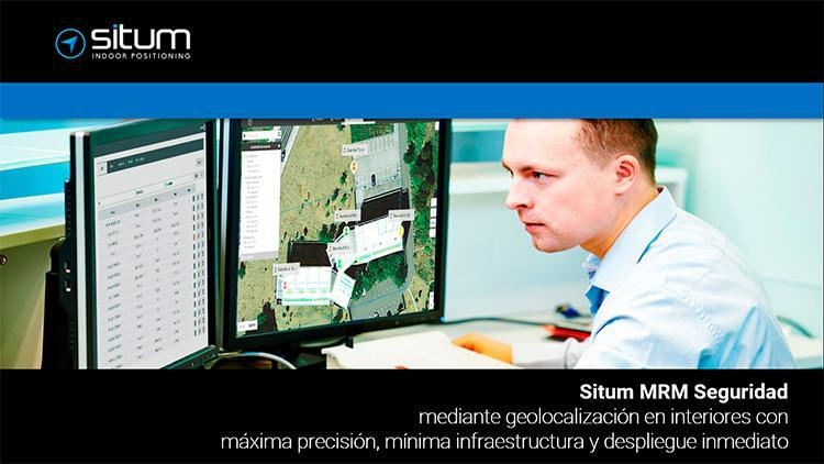 NEW WEBINAR AVAILABLE! Situm MRM Security: Surveillance through indoor geolocation.
